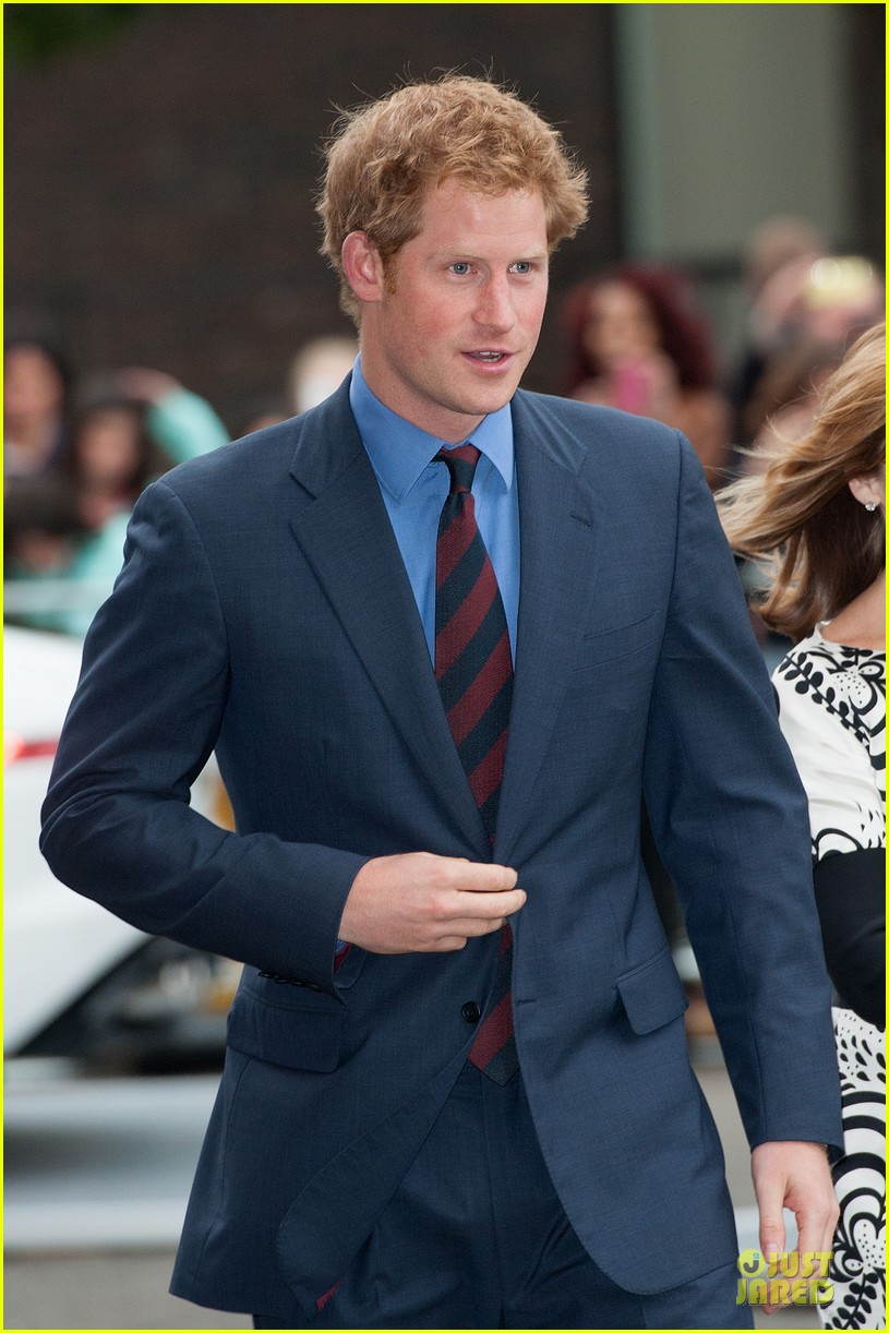 prince william harry accompany dad charles to business gala 163152005