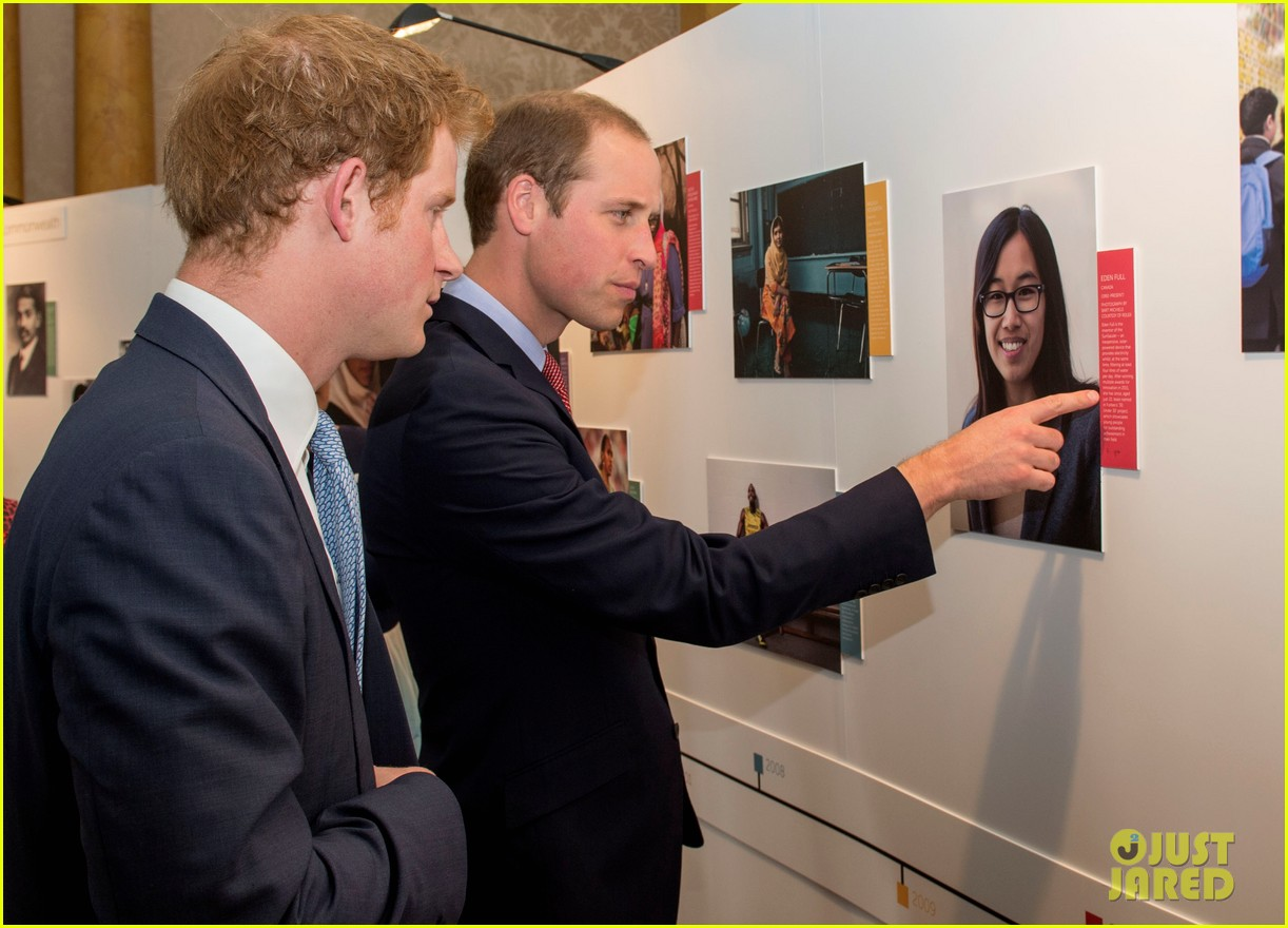 prince william jokes george bath time quite painful 043152546