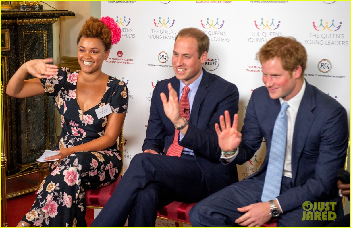 prince william jokes george bath time quite painful 103152552