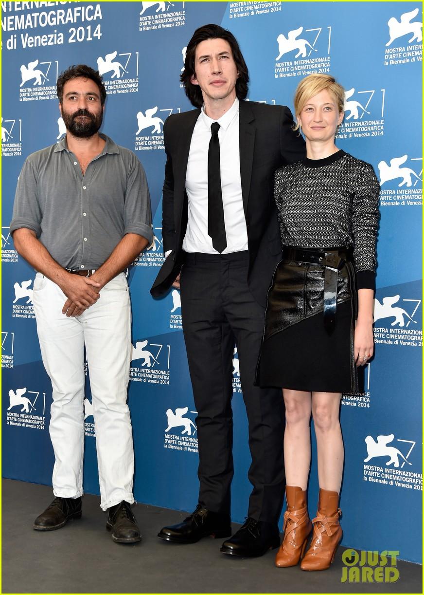 adam driver premieres hungry hearts venice film festival 043187146