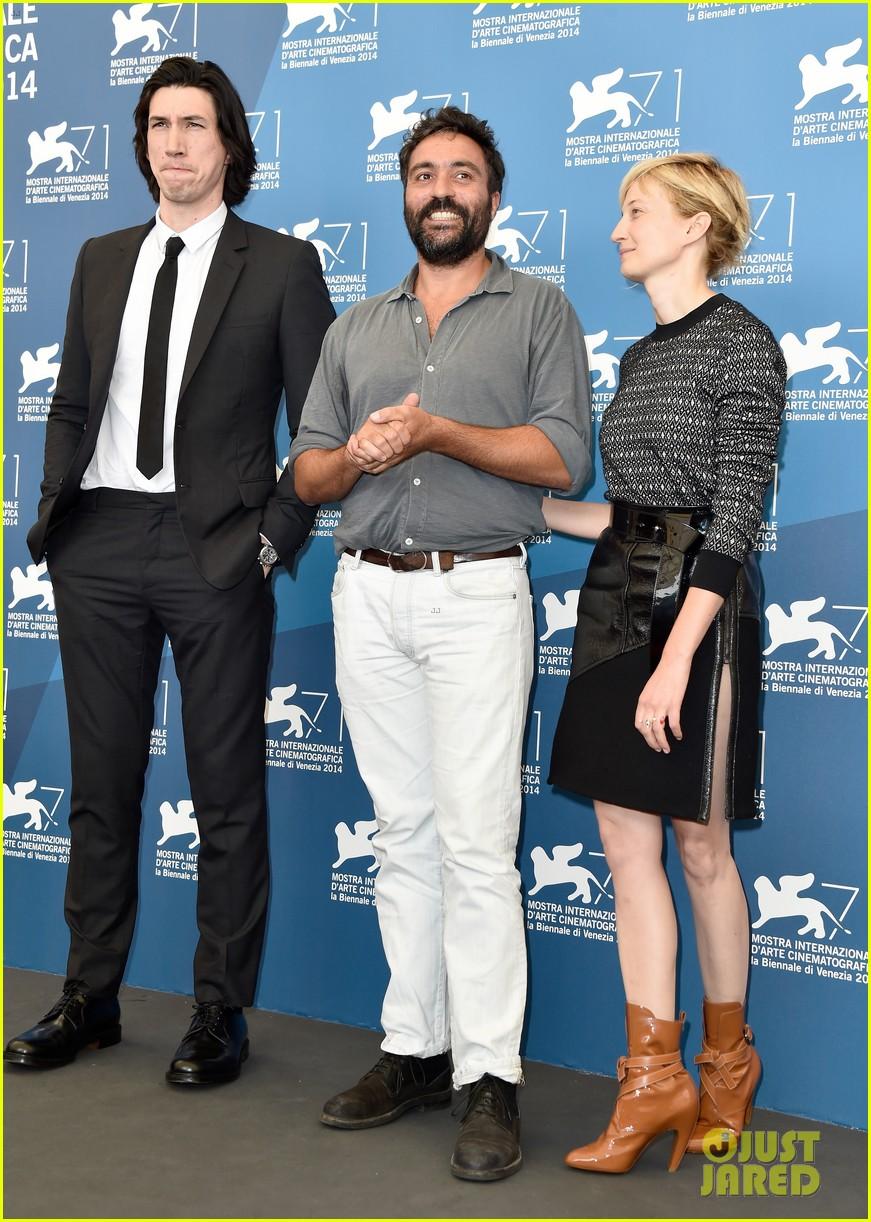 adam driver premieres hungry hearts venice film festival 083187150