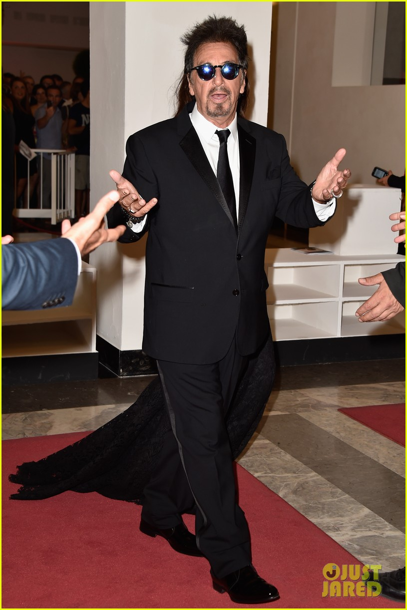al pacino chris messina manglehorn premiere venice 083186617