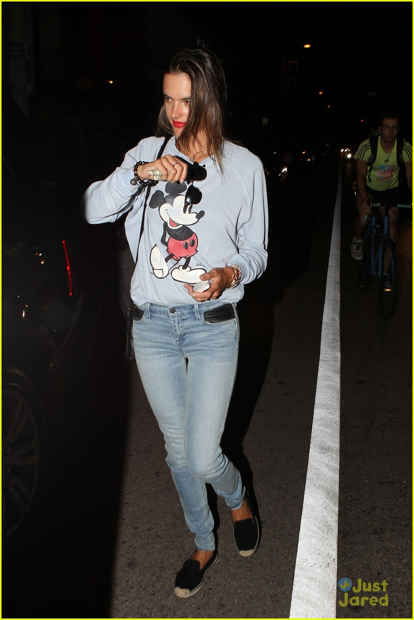 alessandra ambrosio legs for days brentwood errands 023180683