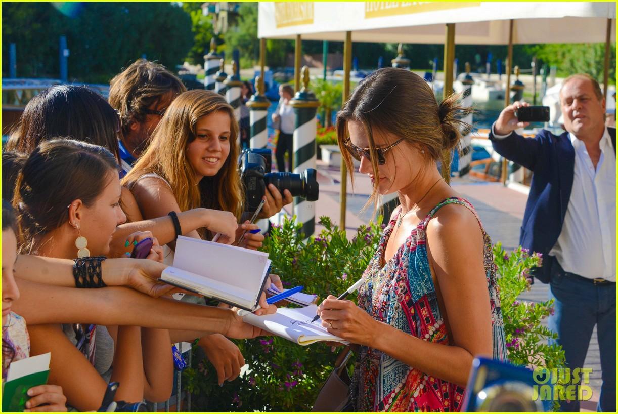 alessandra ambrosio venice film festival 163186361