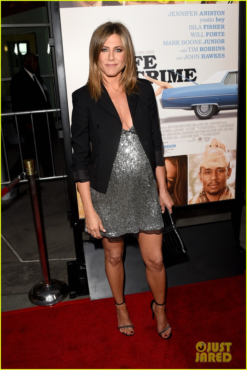 jennifer aniston will forte life of crime premiere 013185148