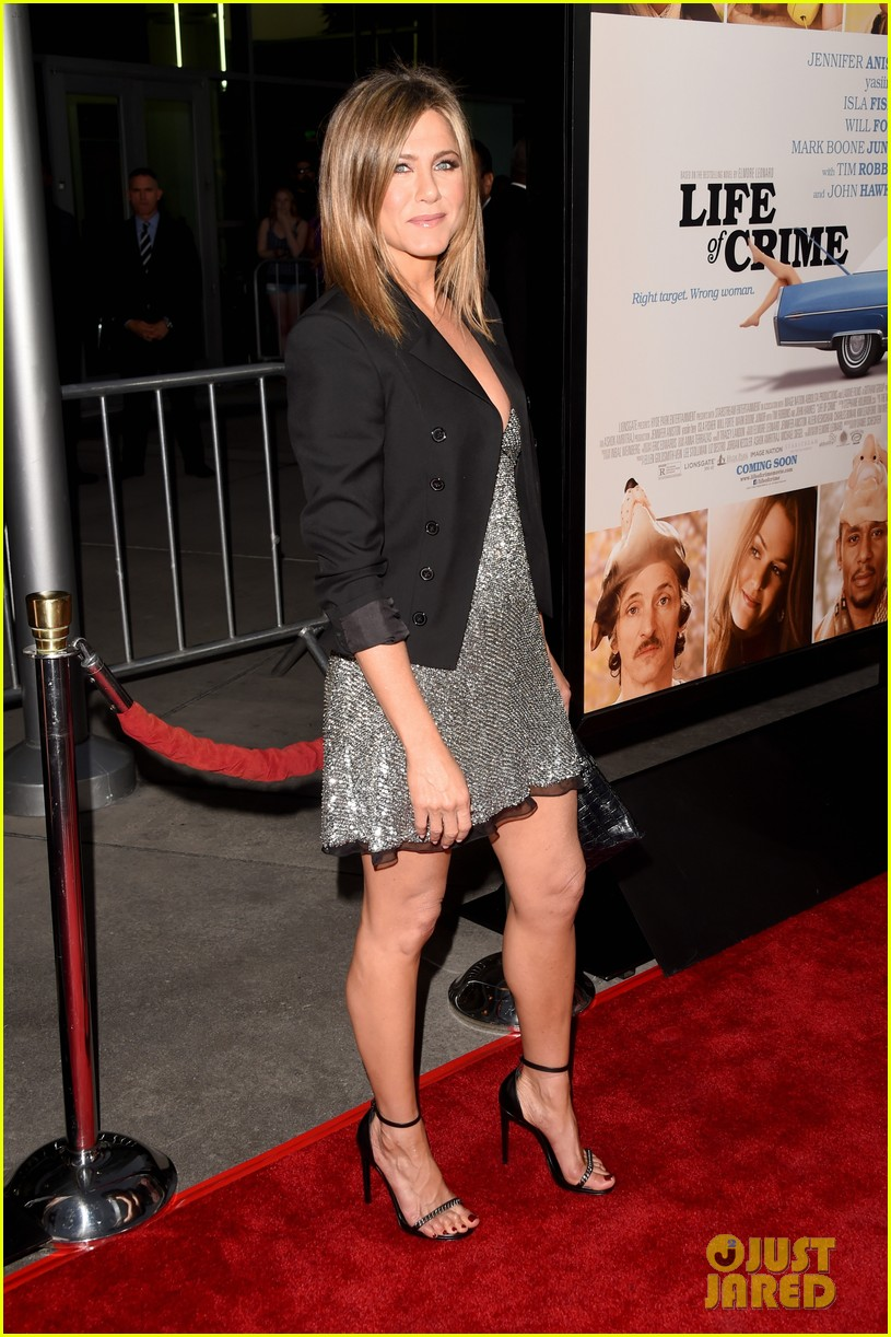 jennifer aniston will forte life of crime premiere 033185150