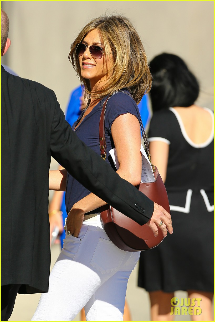 jennifer aniston jimmy kimmel live 023185064