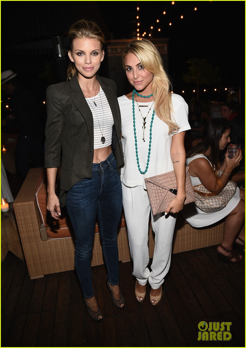 annalynne mccord cassie scerbo 18 for 18 summer soiree 103178499