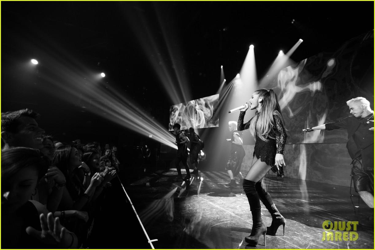 ariana grande iheart album release party pics 453184270