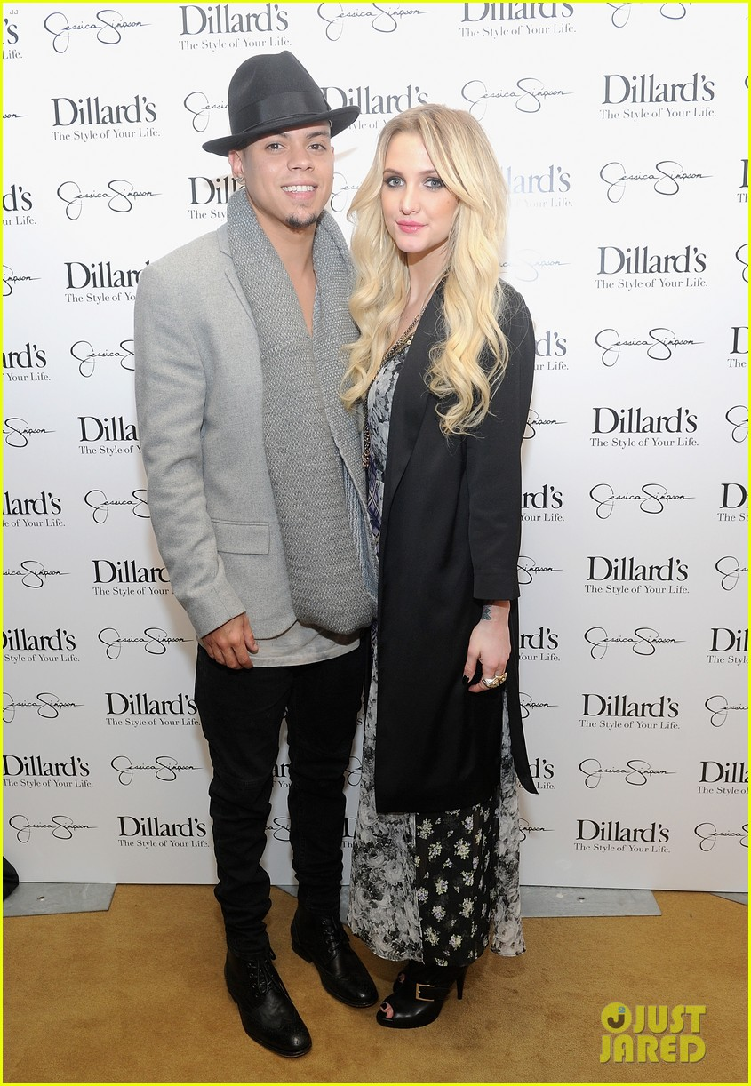 ashlee simpson evan ross married 05