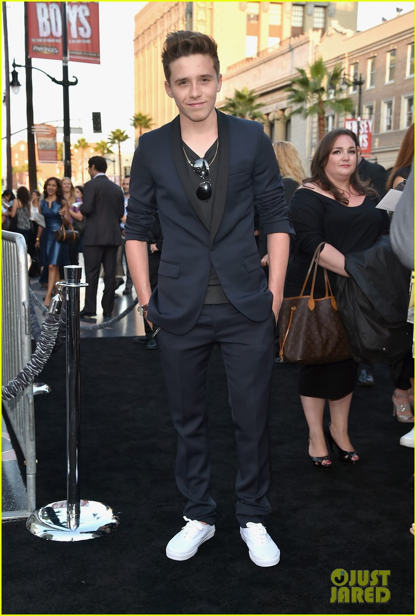 brooklyn beckham chloe moretz if i stay premiere 013179883