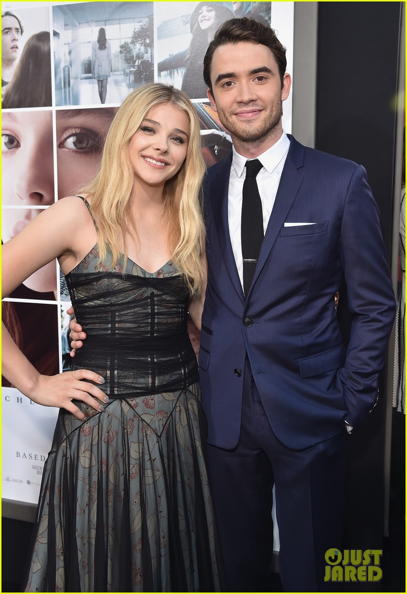 brooklyn beckham chloe moretz if i stay premiere 023179884