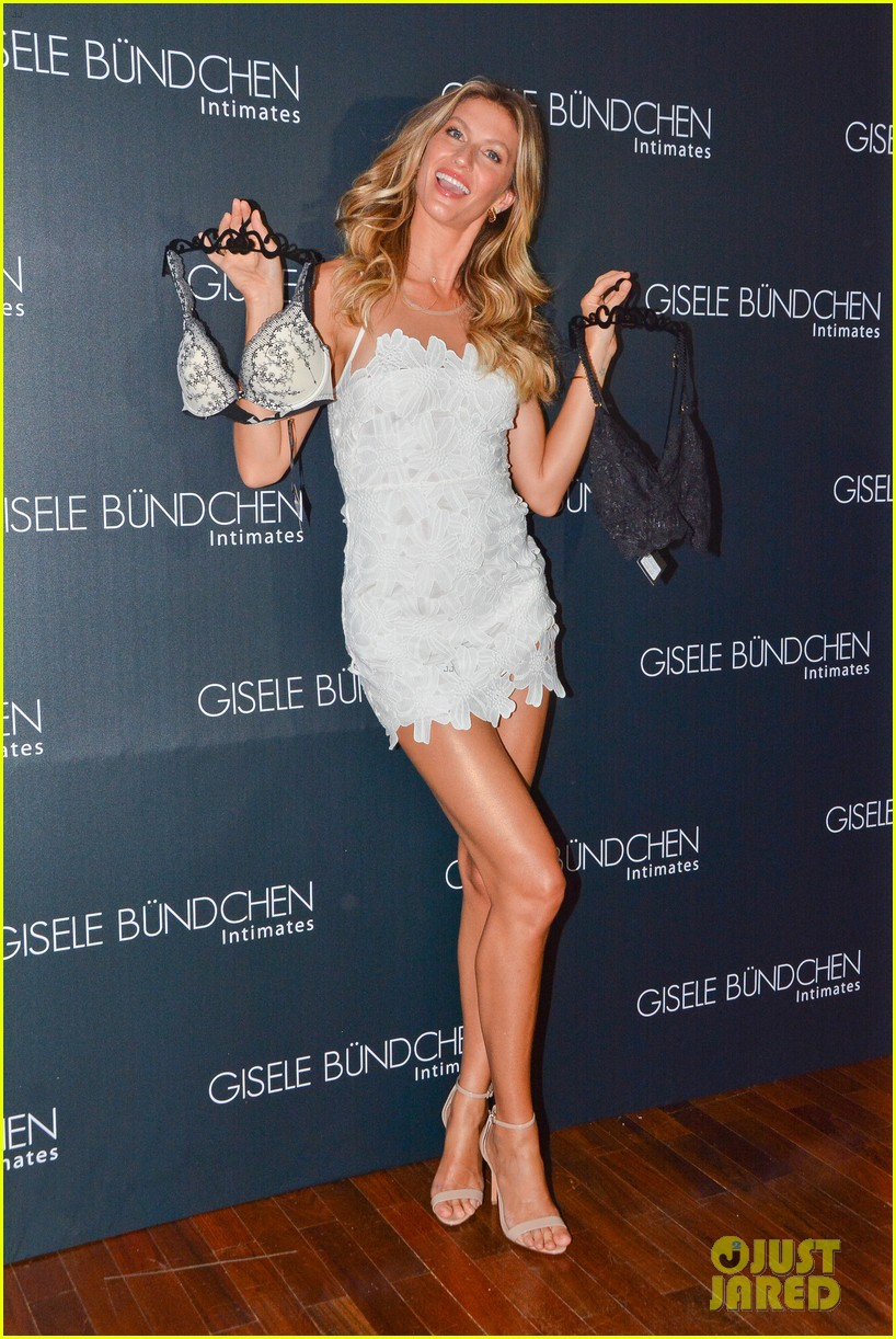 gisele bundchen launches her intimates line in brazil 05