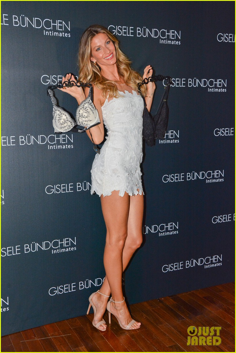 gisele bundchen launches her intimates line in brazil 123184602