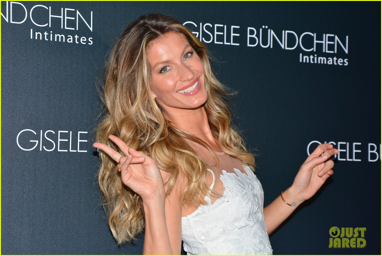 gisele bundchen launches her intimates line in brazil 143184604