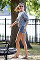 gisele bundchen tom brady play soccer at the park 08