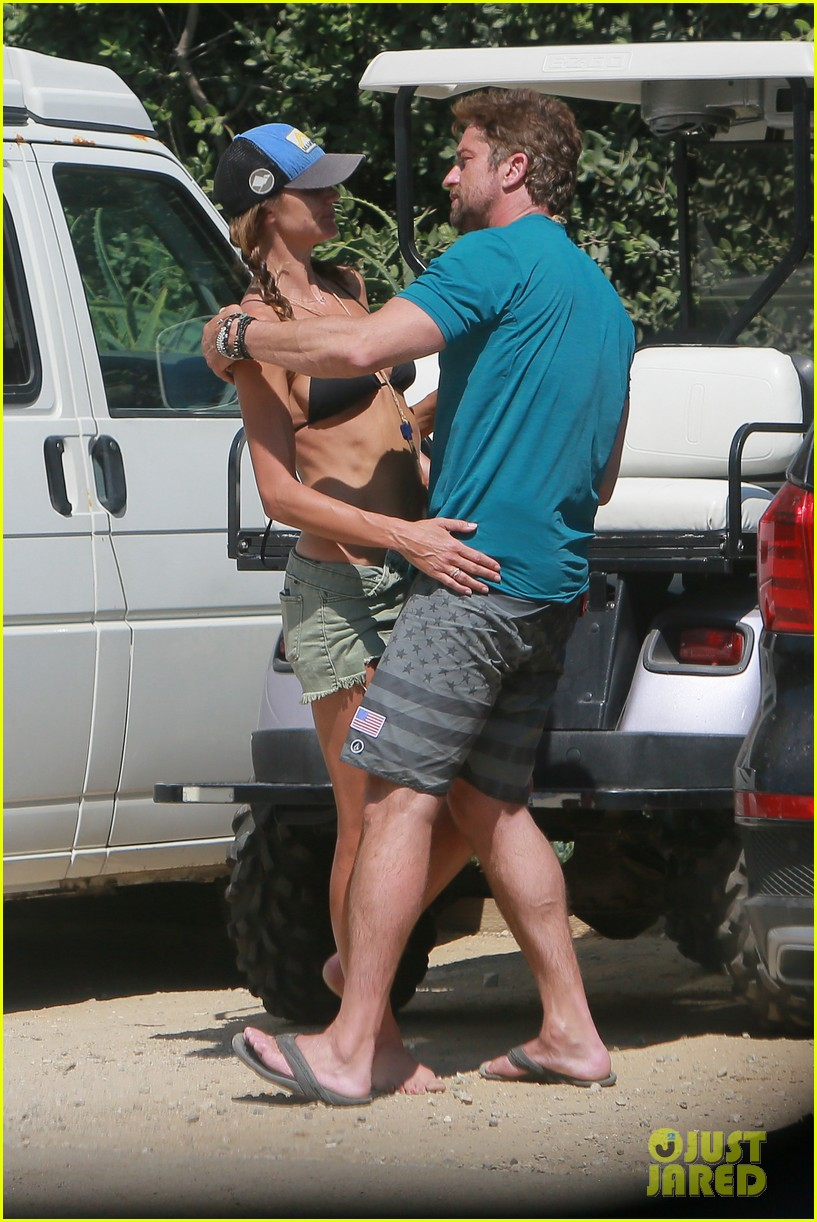 gerard butler cant keep his hands off his mystery girl 593183157