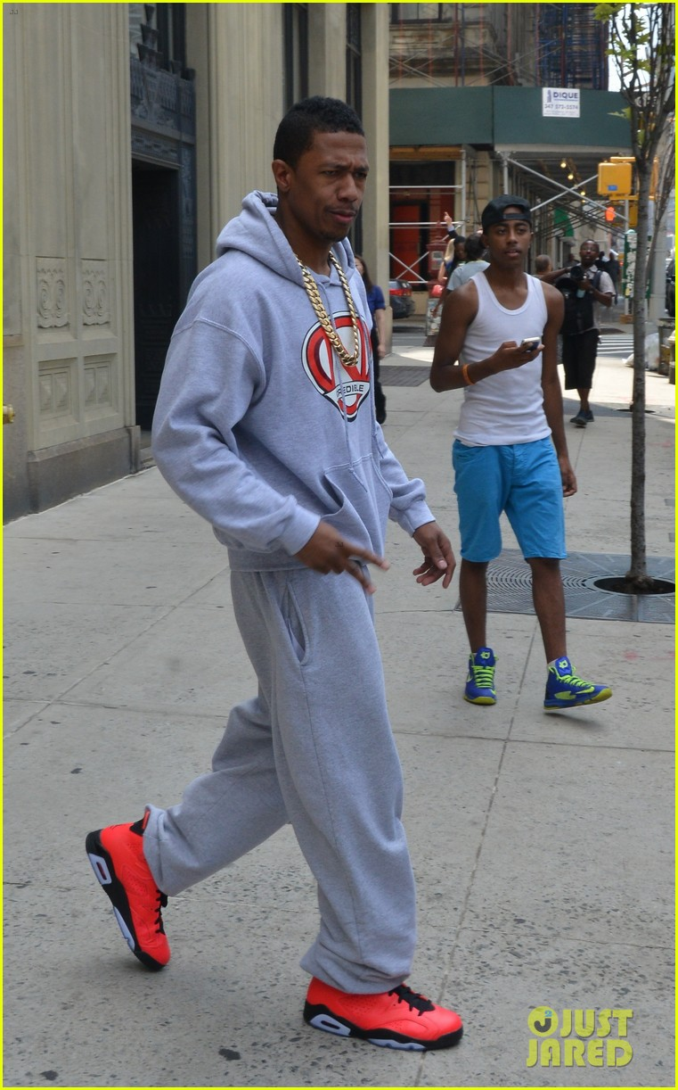 mariah carey nick cannon step out amid marriage troubles 043184342