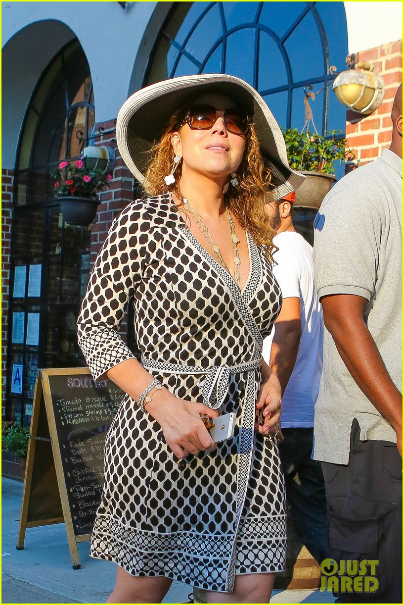mariah carey nick cannon step out amid marriage troubles 073184345