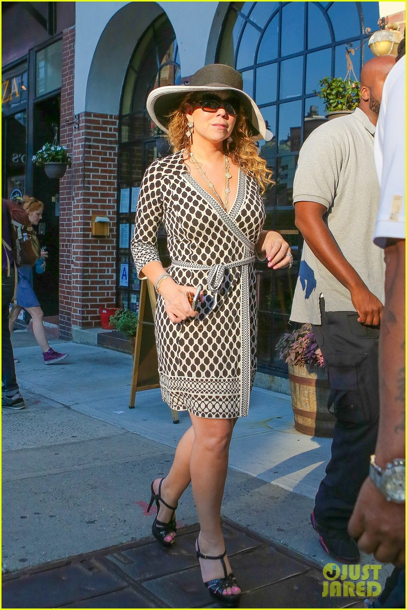 mariah carey nick cannon step out amid marriage troubles 093184347