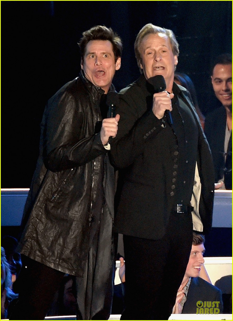 jim carrey jeff daniels mtv vmas 2014 02