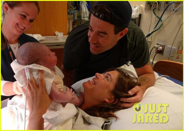 carson daly welcomes daughter london rose 033180038
