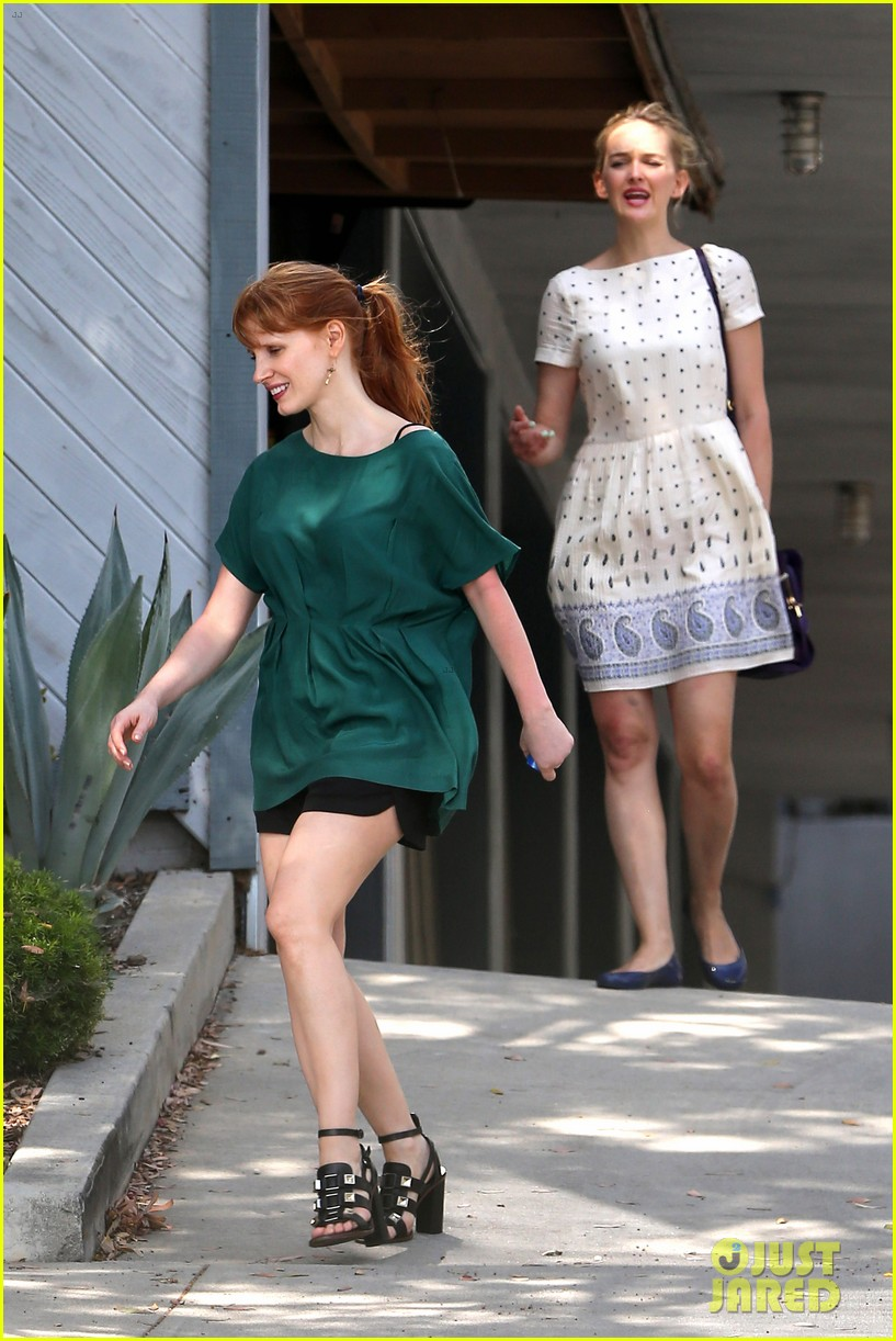 jessica chastain amy adams gifting suite 093174562