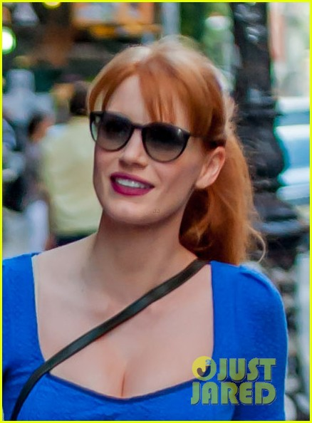 jessica chastain boyfriend gian luca hold hands nyc 013179859