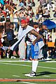 chris brown karrueche tran celebrity flag football game 27
