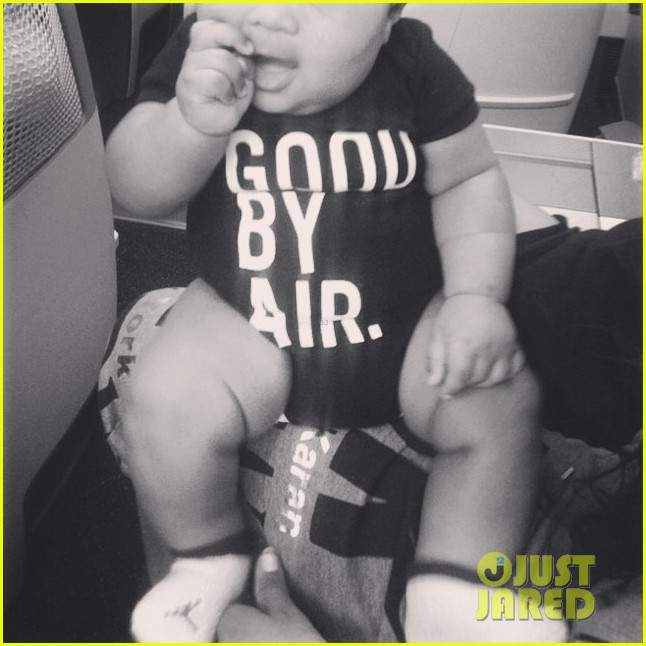 ciara shares adorable new pics of baby future 043186091