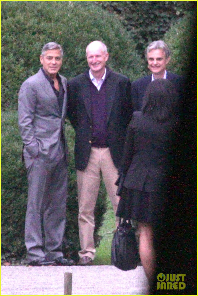 george clooney amal alamuddin start married life in como 083184502