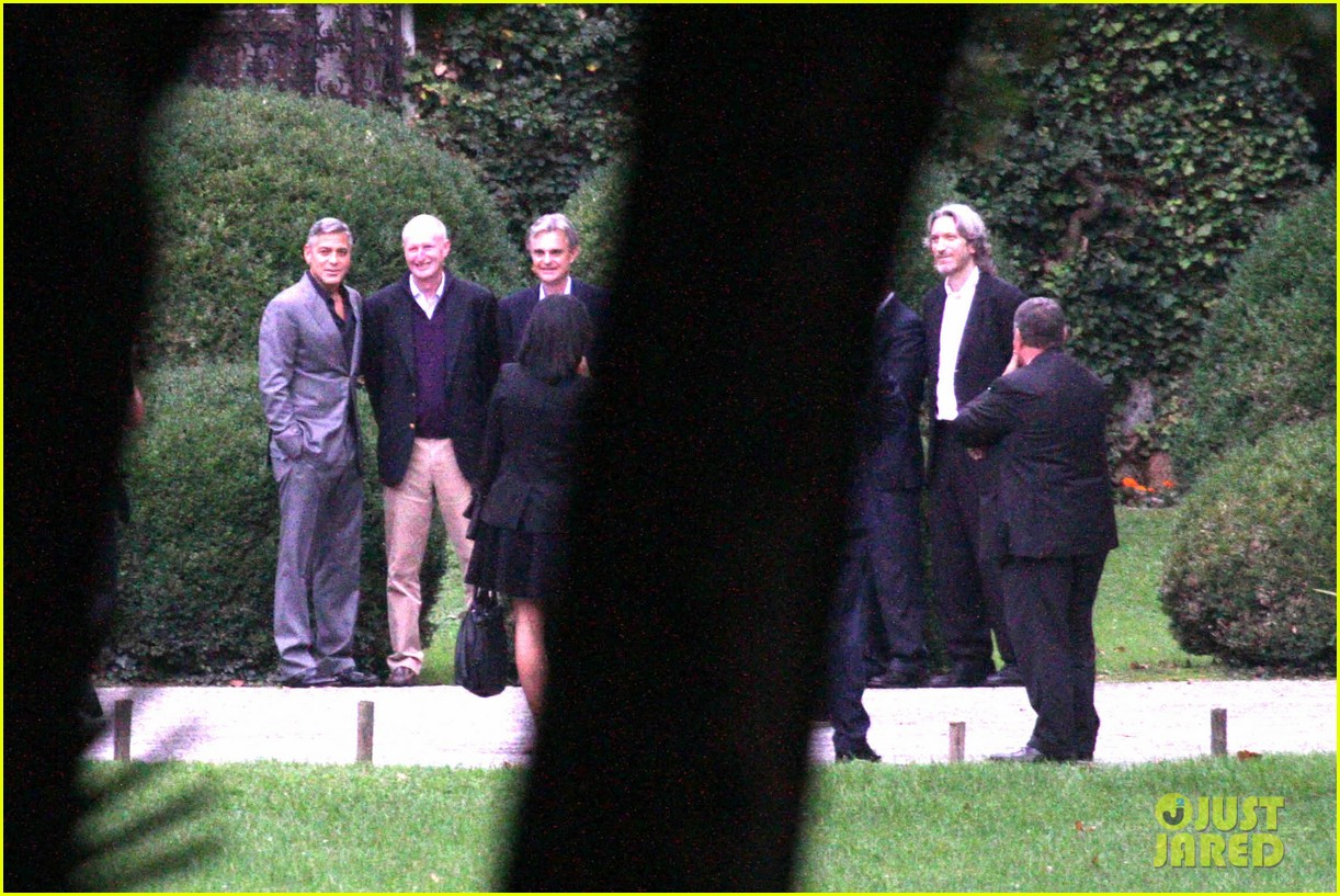 george clooney amal alamuddin start married life in como 103184504