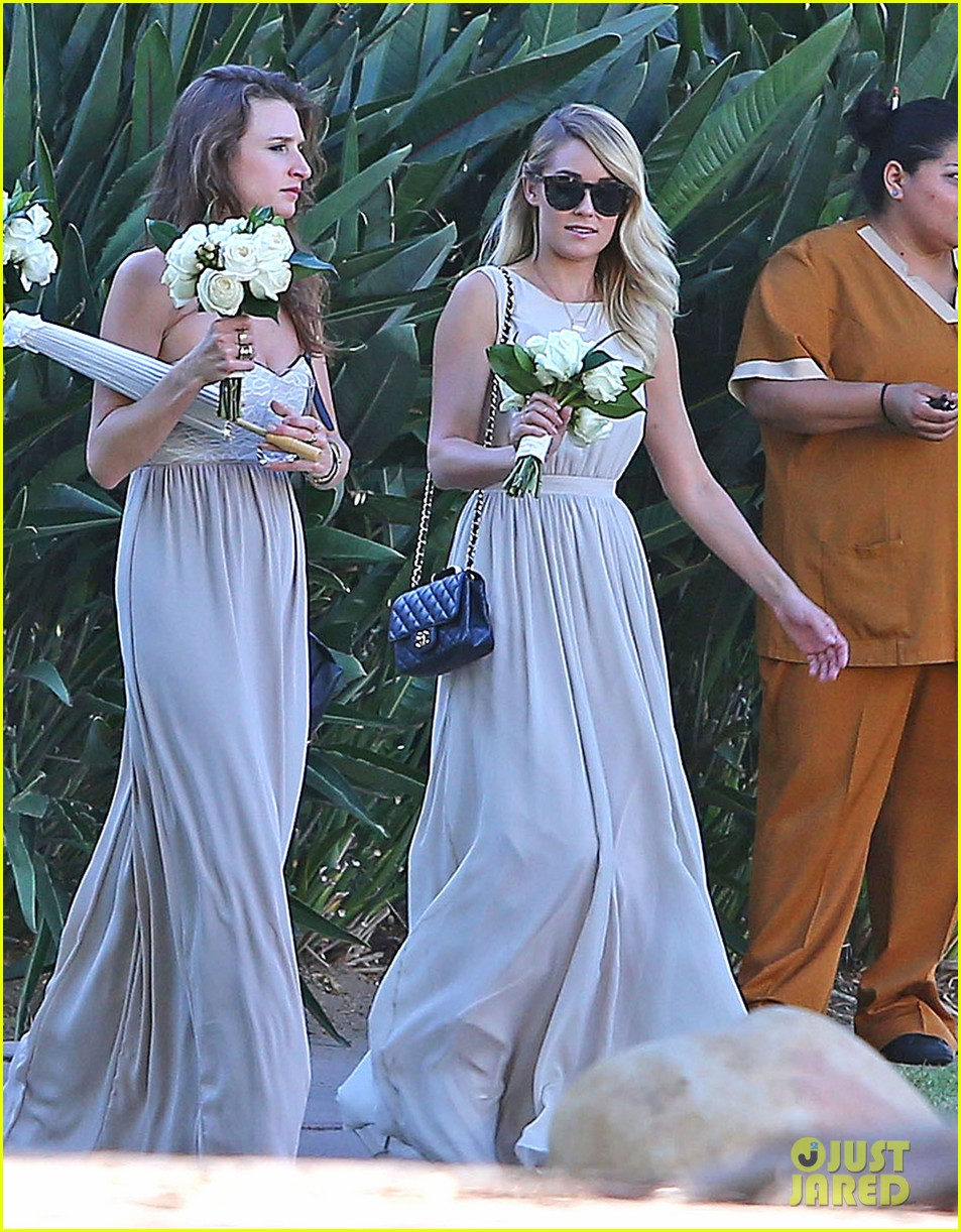 lauren conrad lo bosworth wedding bridesmaids 06