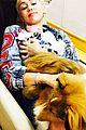 miley cyrus adopts pet pig bubba sue 02