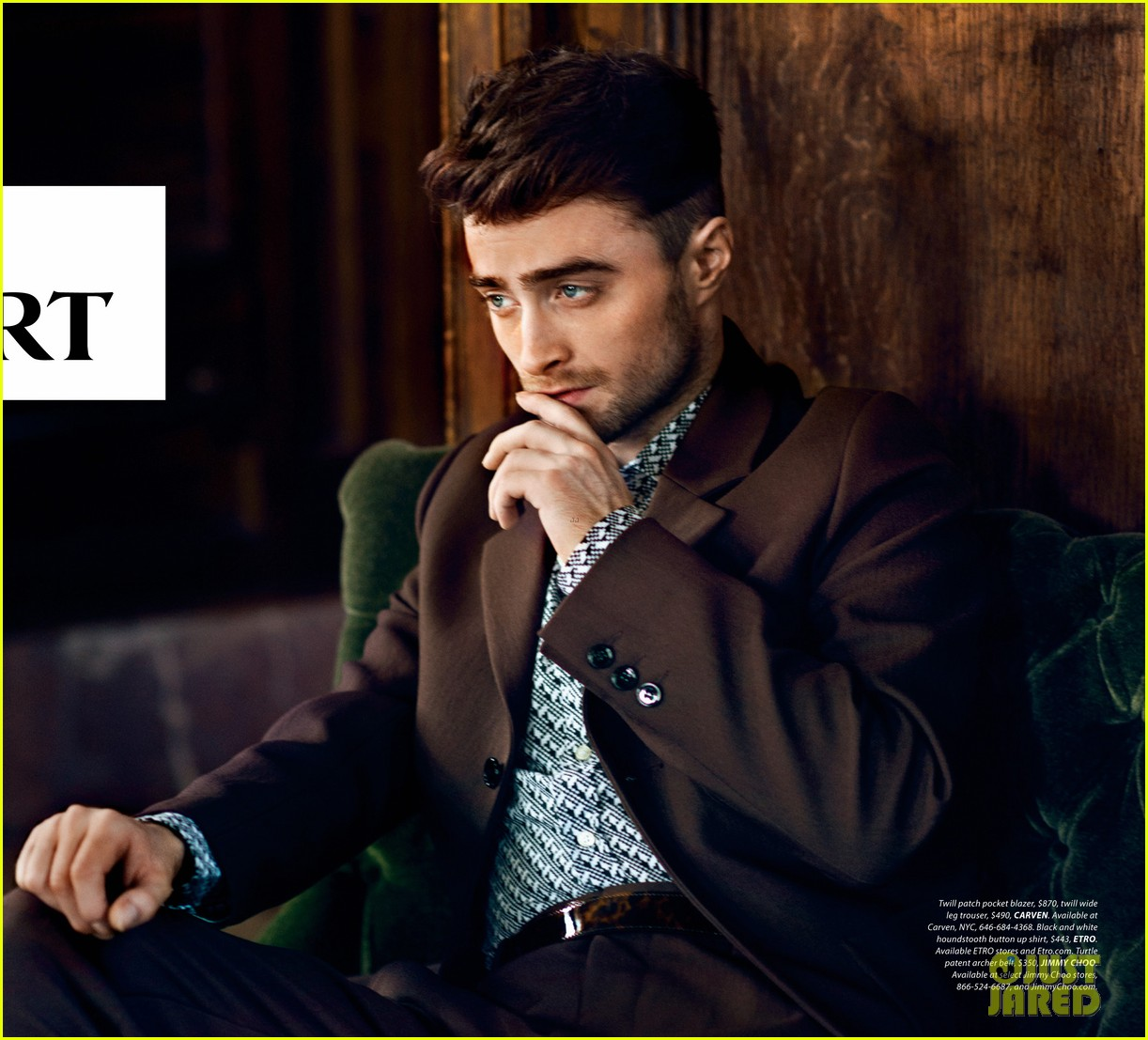 daniel radcliffe idea soulmates ridiculous 023178934
