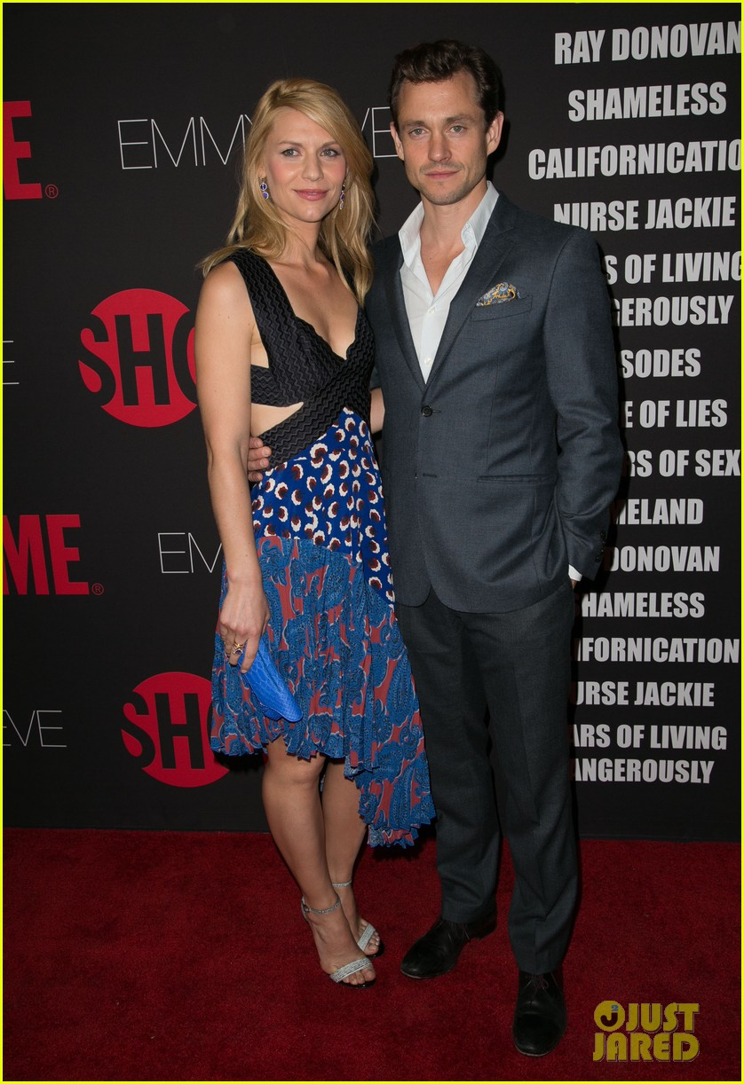 claire danes hugh dancy are the cutest couple at showtimes emmy eve 023182919