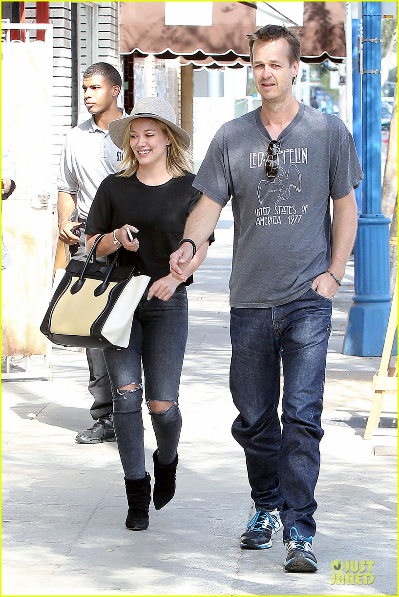 hilary duff looks happy after all about you lyric video drops 083179357