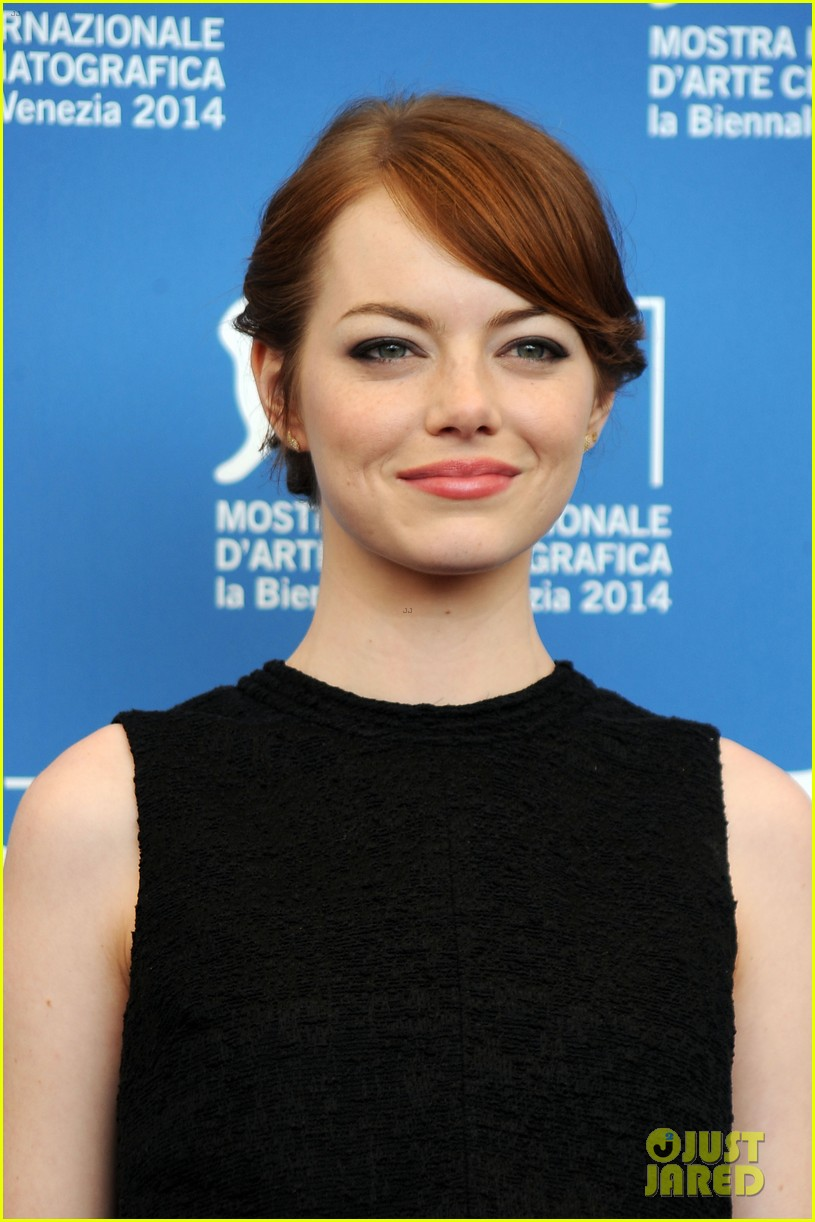 emma stone birdman photo call venice italy 033184687
