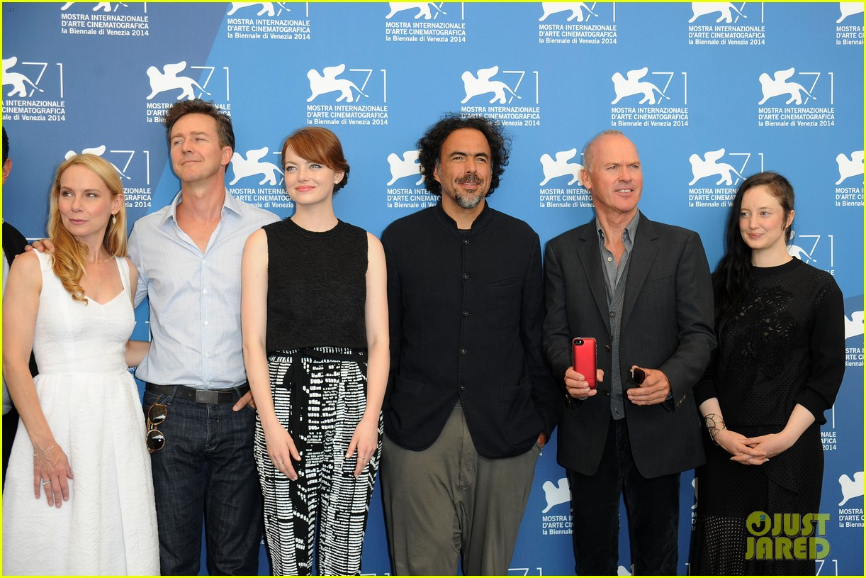 emma stone birdman photo call venice italy 043184688