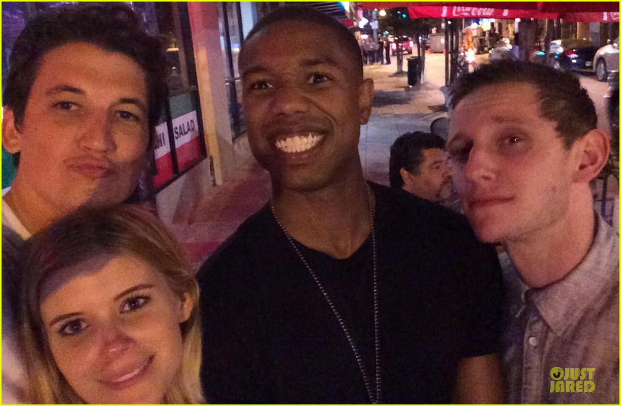 fantastic four wraps kate mara tweets news 01