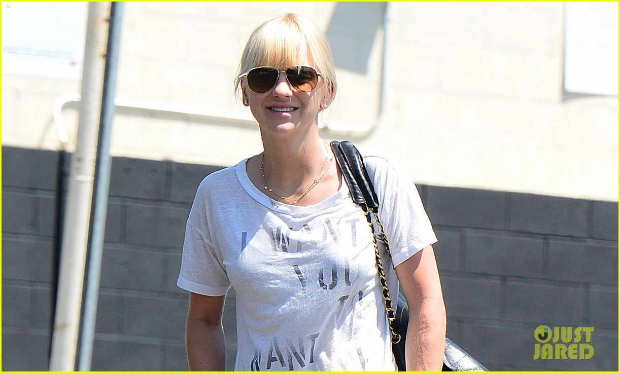 anna faris mom returns in just about a month 033182832