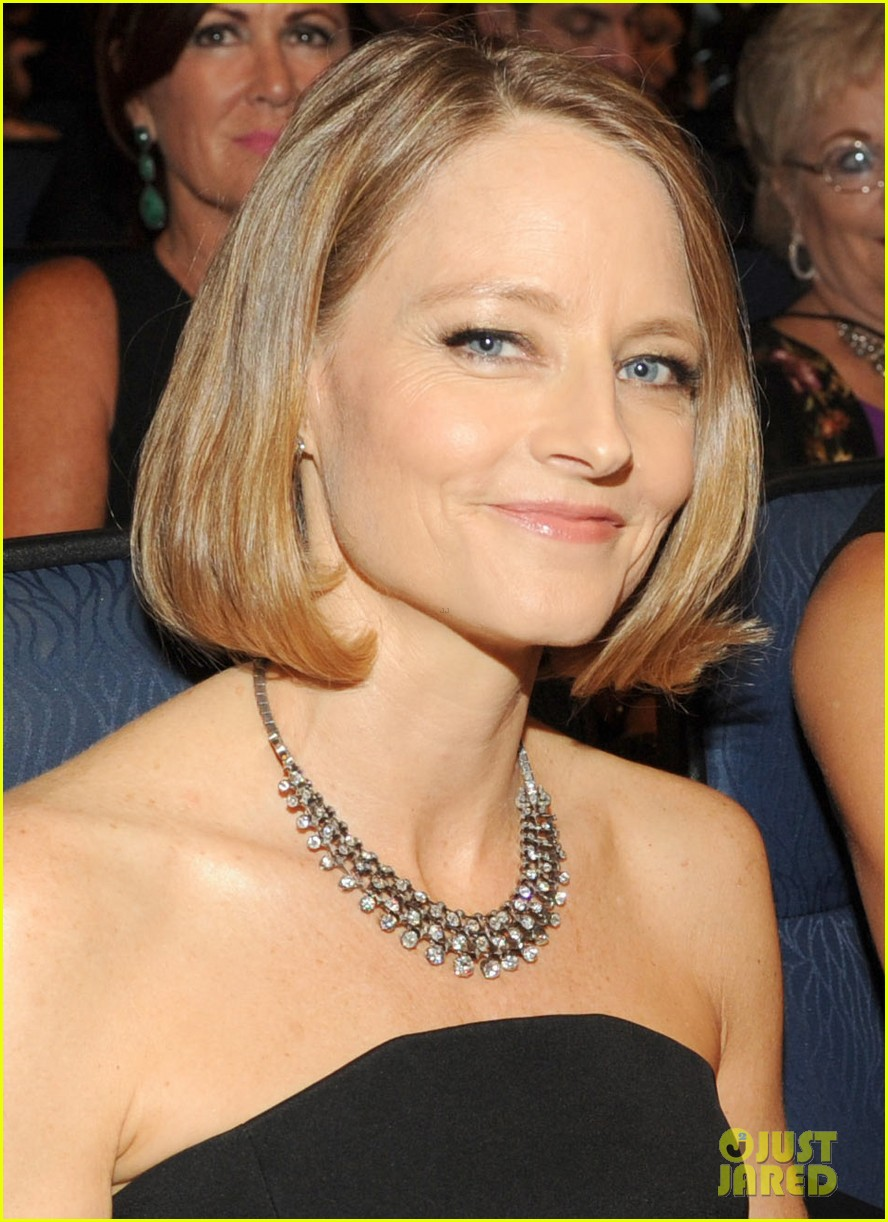 jodie foster wife alexandra hedison emmys 2014 013184025