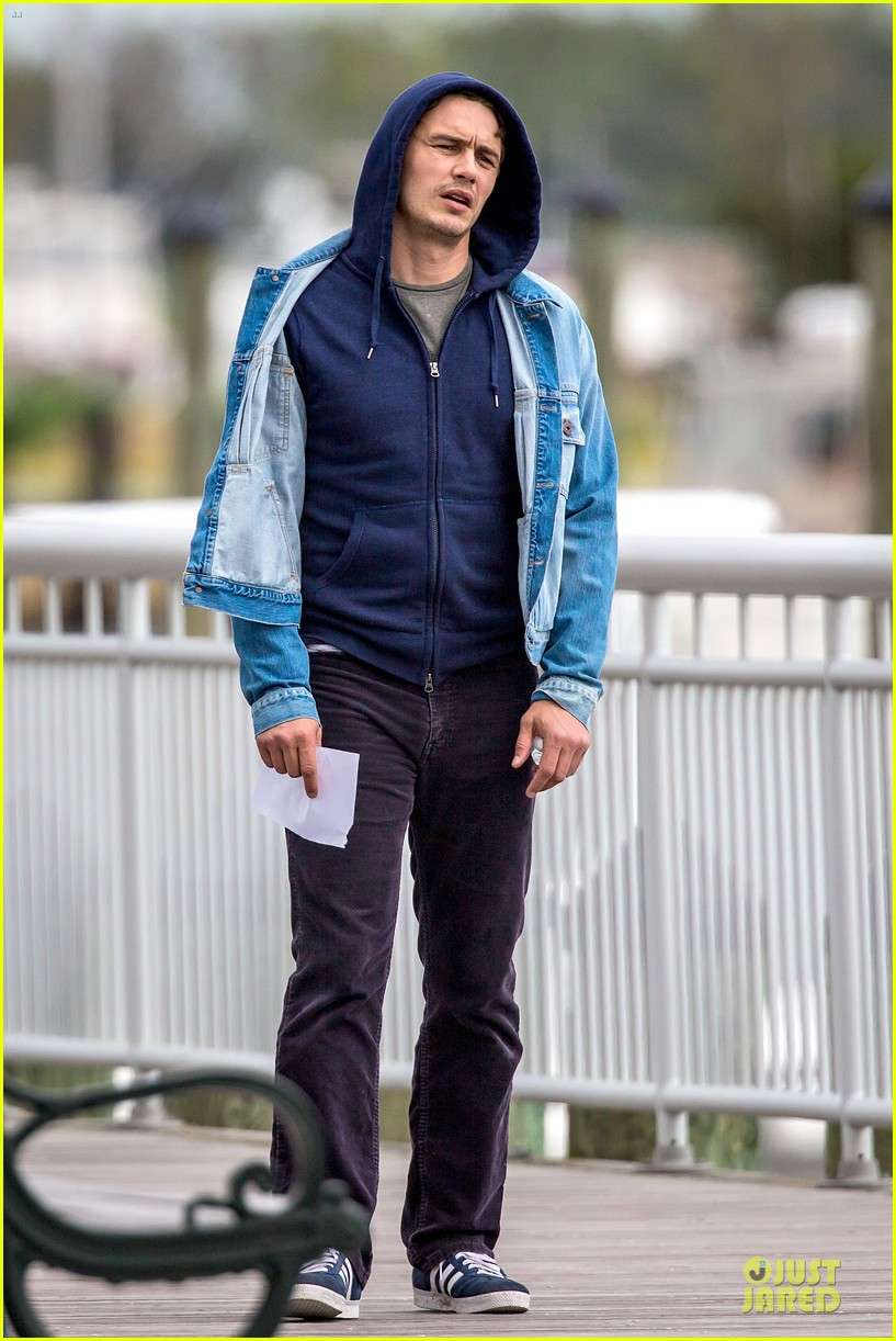 james franco goes back to brown hair 163177170