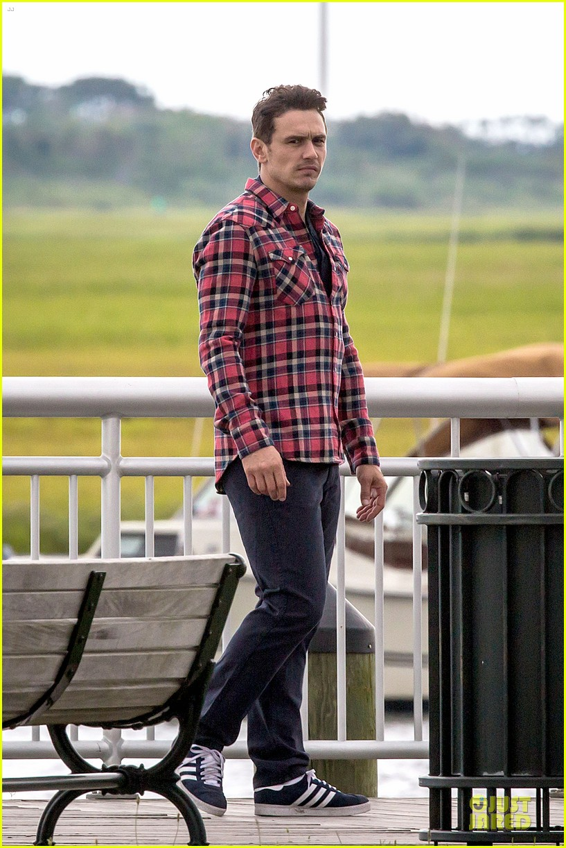 james franco goes back to brown hair 273177181