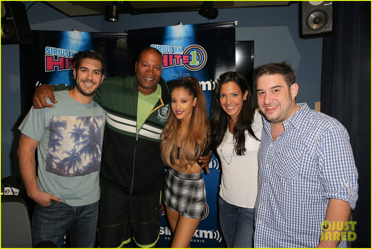 Ariana grande talks about abruptly ending a fan meet greet ariana grande talks about abruptly ending a fan meet greet photo 3184979 ariana grande pictures just jared kristyandbryce Choice Image
