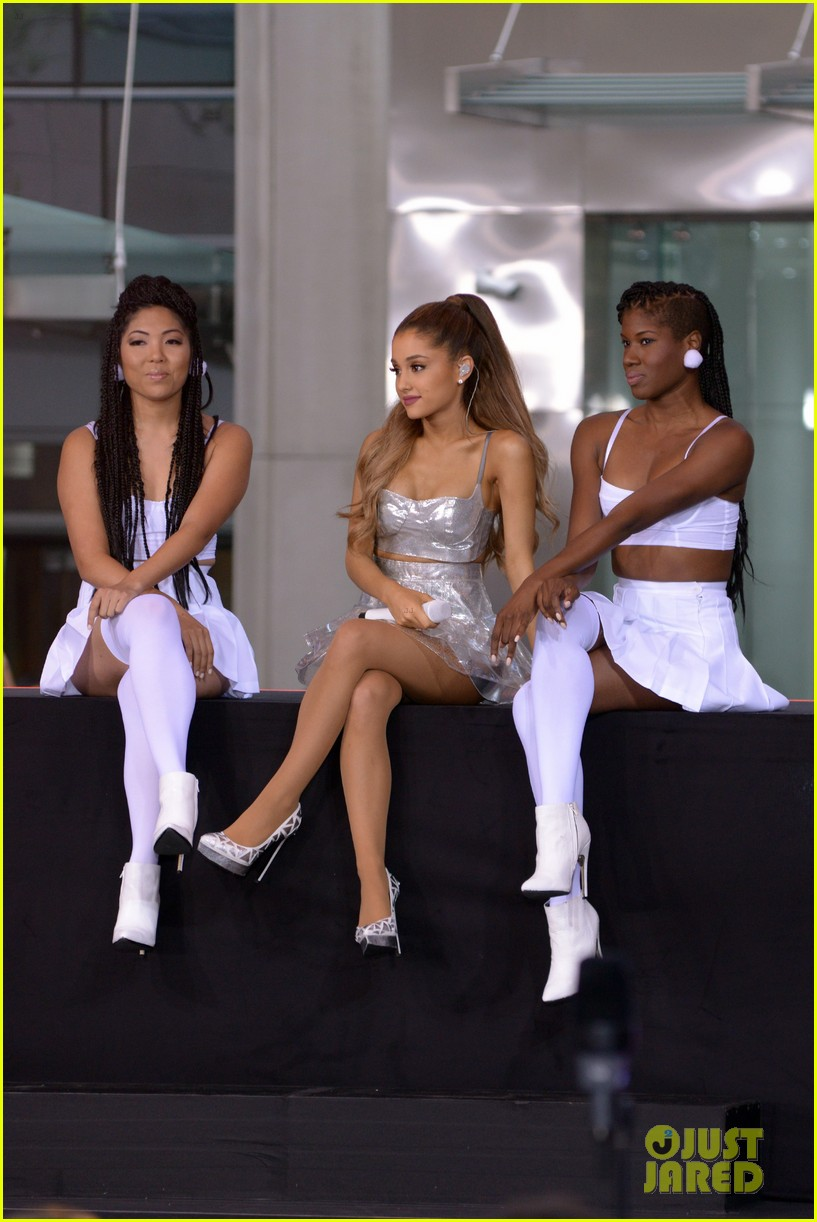 ariana grande today show performance pics 173186084