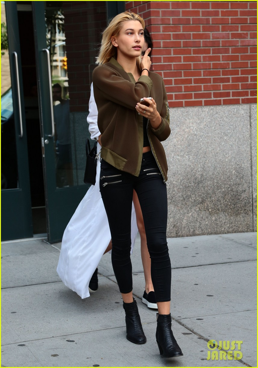 kendall jenner hailey baldwin nyc again 153186850