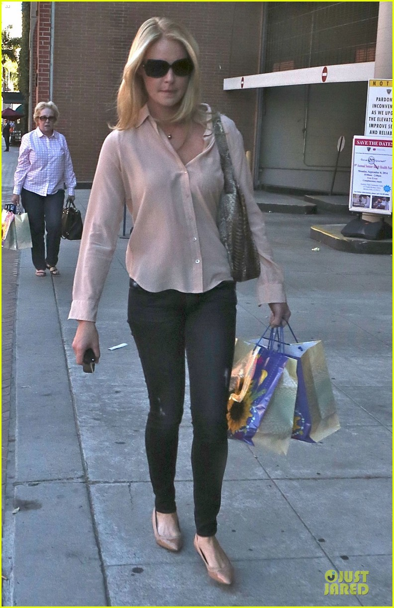 katherine heigl nancy shop till they drop in bh 013177344