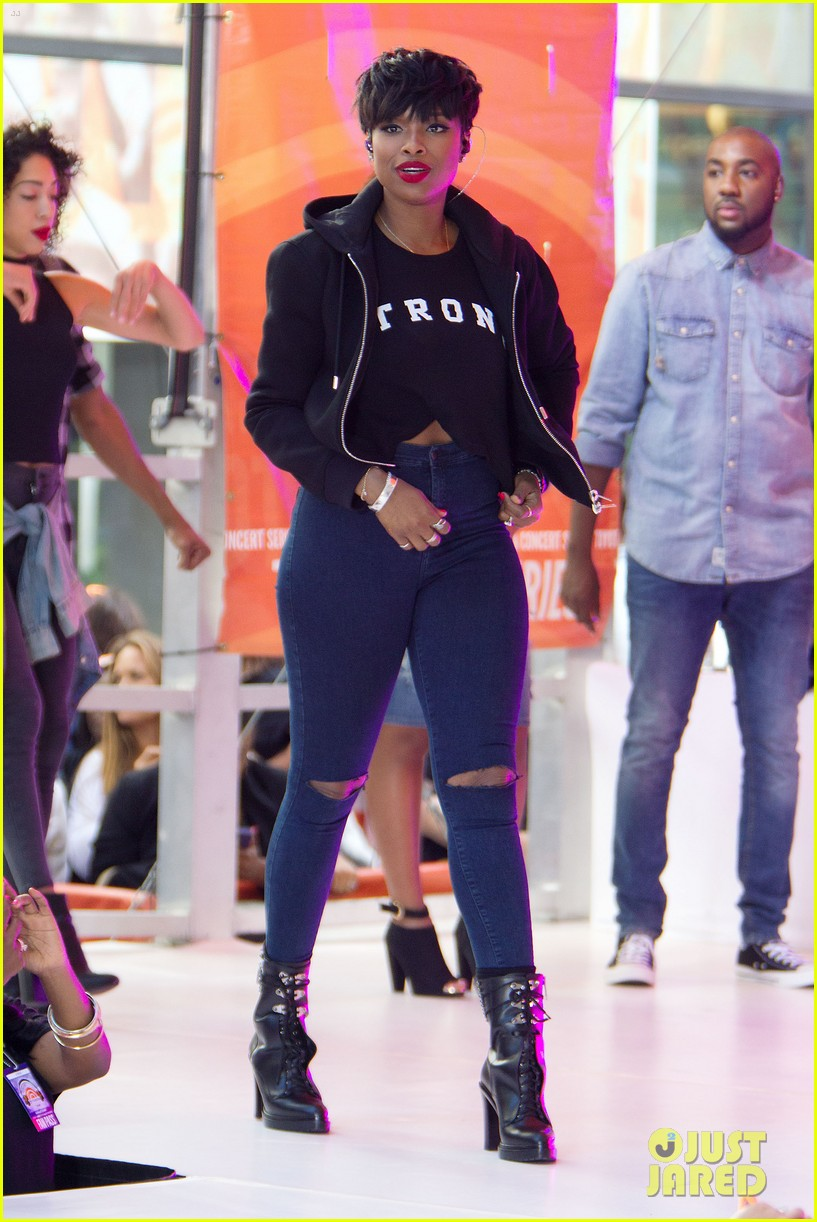 jennifer hudson debuts new song today show013179063