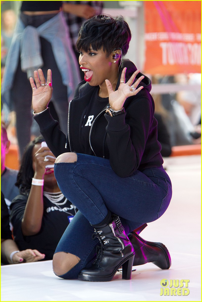 jennifer hudson debuts new song today show113179073